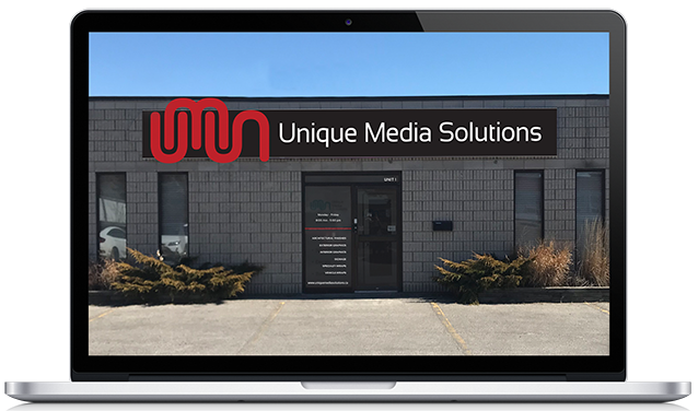 Unique Media Solutions Office